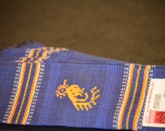 Hand Woven Fabric Pieces