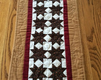 12 star wall hangimy or table runner
