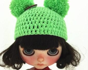 Blythe ball-ball hat green