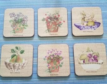 Beautiul Wedgewood Coasters