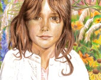 Inner Child Custom Portrait