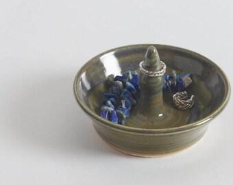 Ring Dish Jewelry Holder Ceramics And Pottery Home Decor Stoneware Dish