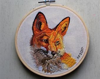 Mr Fox - 2017