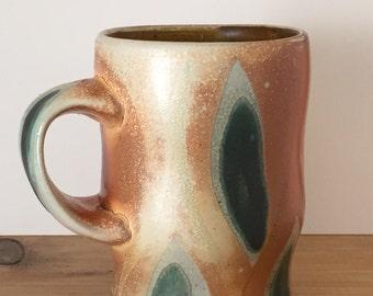 Salt- fired  Mug