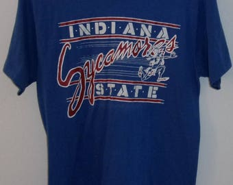 Vintage 70's Indiana State Sycamores T-Shirt