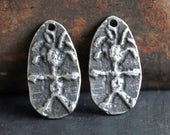Tribal Figure Charms for Jewelry Making No. 391C