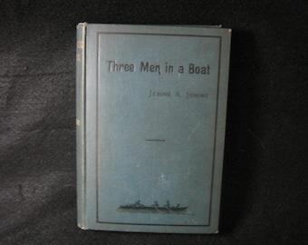 Three Men in a Boat Jerome K Jerome