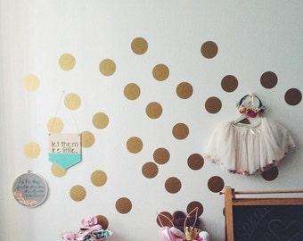 Polka Dot Wall Decal