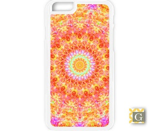 Galaxy S8 Case, S8 Plus Case, Galaxy S7 Case, Galaxy S7 Edge Case, Galaxy Note 5 Case, Galaxy S6 Case - Orange Sherbert