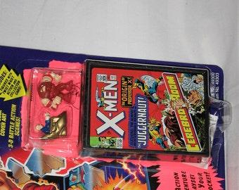 1994 toy biz x-men pocket comics cerebro room playset