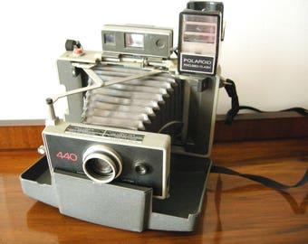 1970's Polaroid Land Camera ~ Automatic ~ Model 440