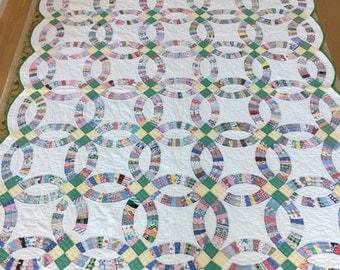 Quilted Bedspread Etsy