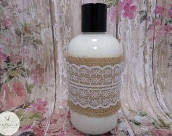 Goats Milk Lotion -Natural Lotion-Organic Lotion- Made from scratch - Moisturizing Lotion - Handmade - Natural - Skin Care