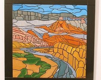 Grand Canyon, Southwest Wall Art, Wood Wall Decor,