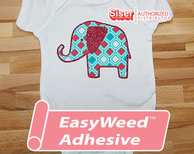 """12""""x 1-yard*/ 1-sheet continuous Siser Easyweed ADHESIVE- Heat Transfer Vinyl - HTV"""
