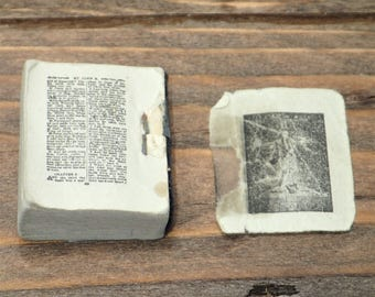 MINIATURE HOLY BIBLE, Real Bible Vintage, Miniature Bible, Cute Book, Mini Book, Miniature Book, Readable Mini Bible New Testament