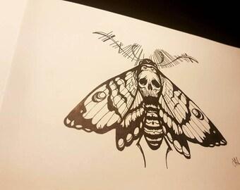 Death Moth (Original)