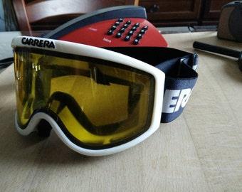 Beautiful Carrera  made in Austria,  sci snowboard goggles