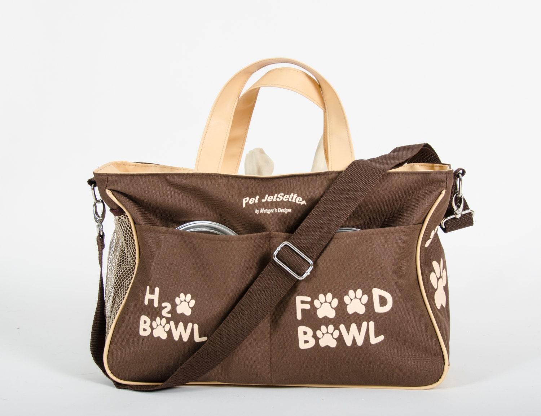 Dog Overnight Traveling Bag