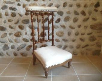 Prayer Chair Etsy