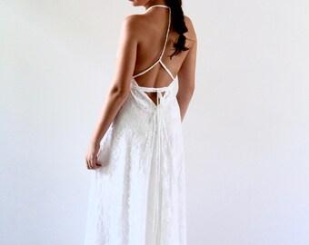 Xanadu Lace Gown