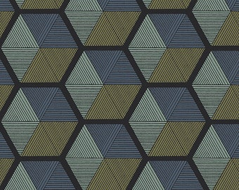 Parquet Shadow by Parson Gray for Free Spirit Fabrics
