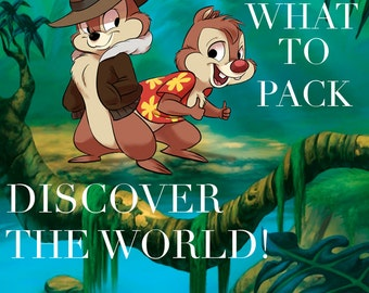 Chip and Dale Magazine