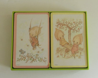 Hallmark Betsey Clark Playing Cards