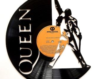 Queen Vinyl Record Art