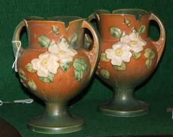 Roseville Urns