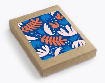 Folk - Blank Card Set - Pack of 8