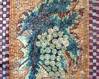 Mosaic Patterns- Grape Berries