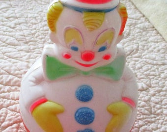 Vintage Clown Rolee Polee