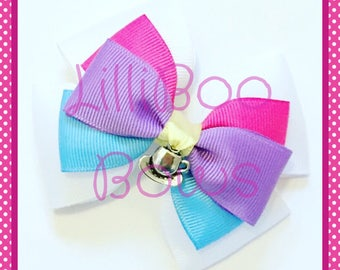 Handmade Chip Beauty and the Beast Inspired Hair Bow
