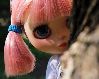 OOAK custom Blythe doll [RESERVED]