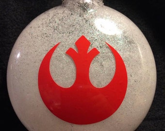 Star Wars Rebel Alliance Christmas Ornament