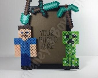 Minecraft Picture Frame