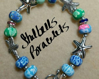 "Handmade ""Summer Fun"" Bracelet"