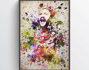 Conor McGregor Poster, Conor McGregor Print, Conor McGregor Art,  Home Decor, Gift Idea