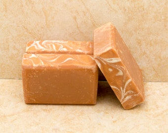 Vegan Soap Natural Soap Organic Soap Illite Clay Soap  Artisan Soap