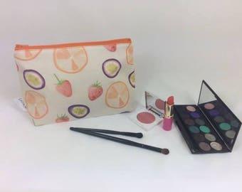 Fruit Salad makeup bag