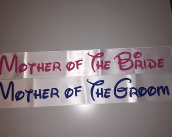 Hen party sash , bride to be sash , bride sash , bridesmaid sash  , Mother of the groom sash , mother of the bride sash, personalised