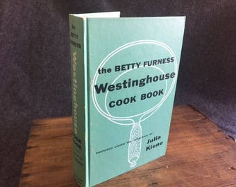 Vintage cook book Westinghouse Cook Book 1st ed