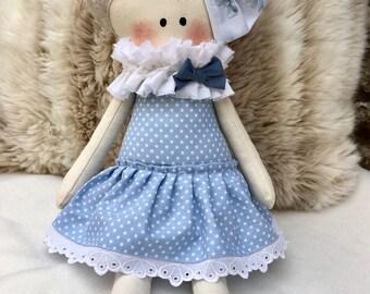 Doll cloth-soft doll