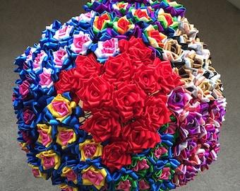 Handcrafted Keepsake Single Stem Roses