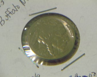 Uncirculated 1936 P Buffalo Nickel