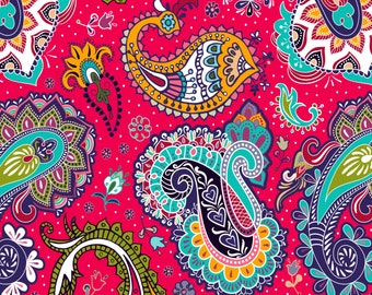 ORACAL Paisley Patterns Permanent Adhesive Vinyl...Choose your Favorite Pattern and Size!!