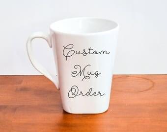 custom mug orders design your own mug mug custom design mug