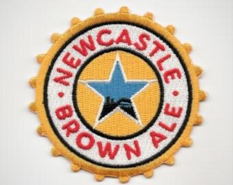 New Castle Brown Ale Patch