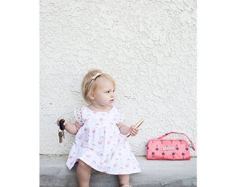 girls dresses, baby girl dress,spring outfit, flamingo dress,spring fashion, toddler dress,  pictures, baby girl, birthday outfit